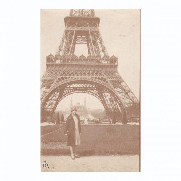 Anonyme & Tour Eiffel 1928 - 954 STDP Vue 0