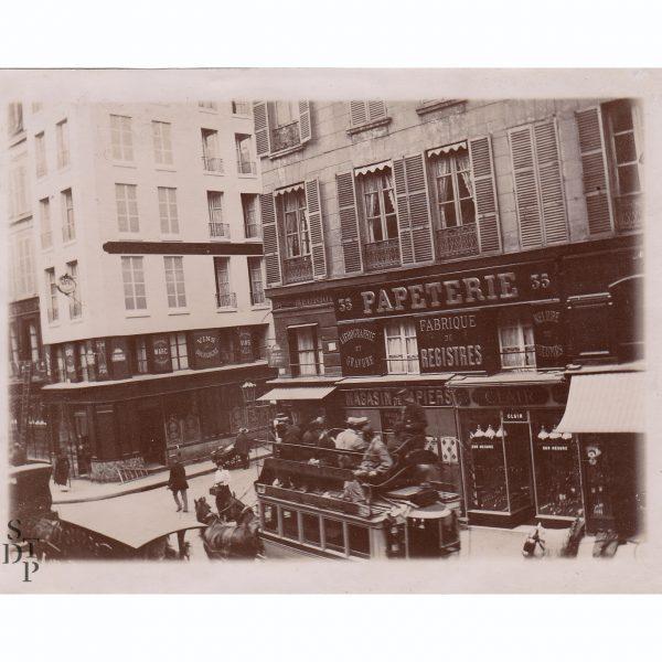 Rue du Faubourg Saint-Denis Circa 1910 - 1075 STDP vue 0