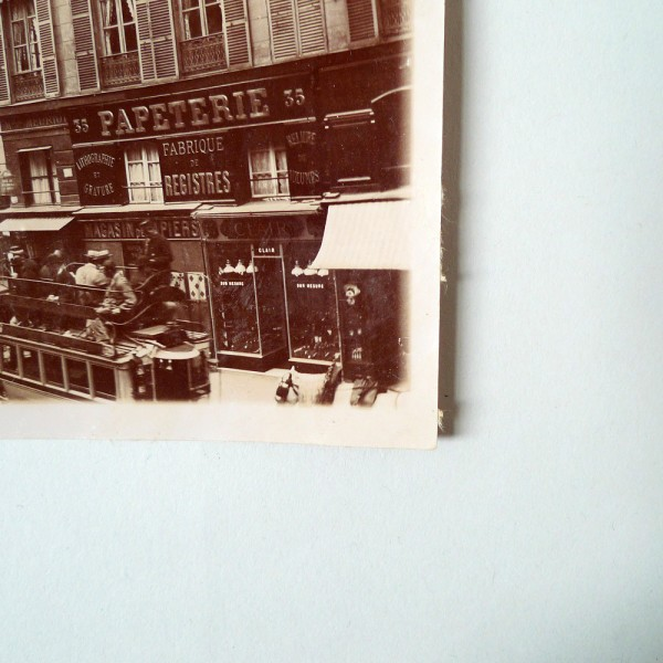 Rue du Faubourg Saint-Denis Circa 1910 - STDP
