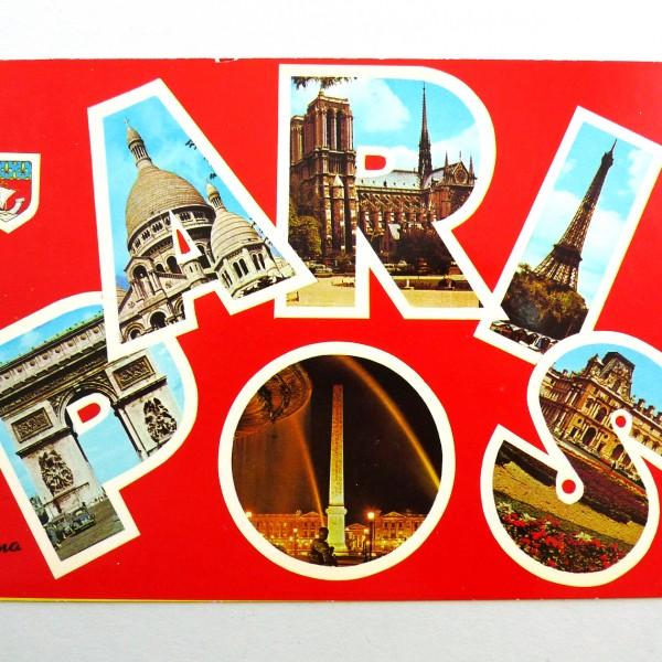 CPSM Paris en capitales, Lyna - Ca 1960 STDP 108 vue 1