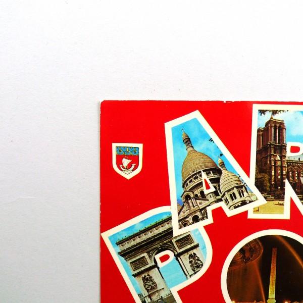 CPSM Paris en capitales, Lyna - Ca 1960 STDP 108 vue 2