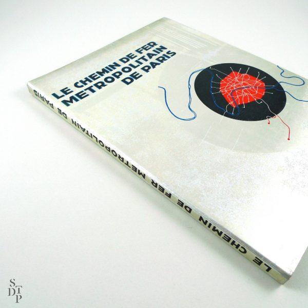 Le Chemin de Fer Métropolitain - STDP 1167 vue 2