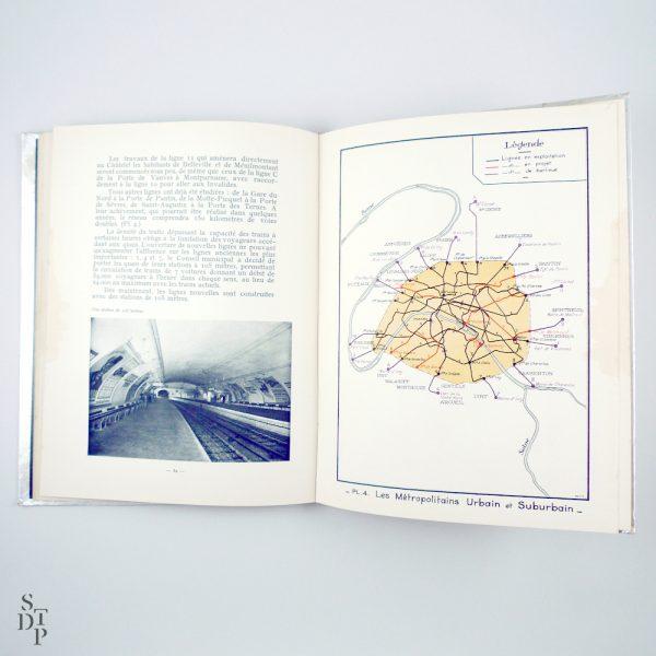 Souviens Toi De Paris Le Chemin de Fer Métropolitain - STDP 1167 vue 4