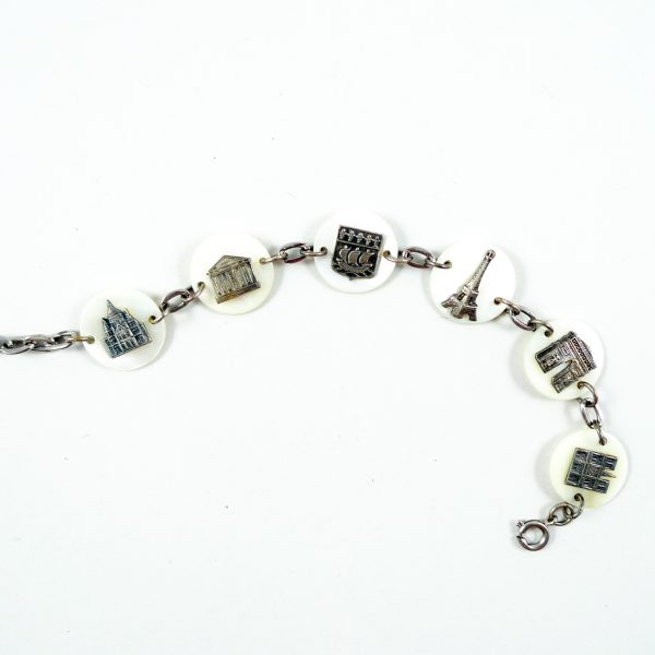 Bracelet nacre Ca 1940 - STDP 1028 vue 0c