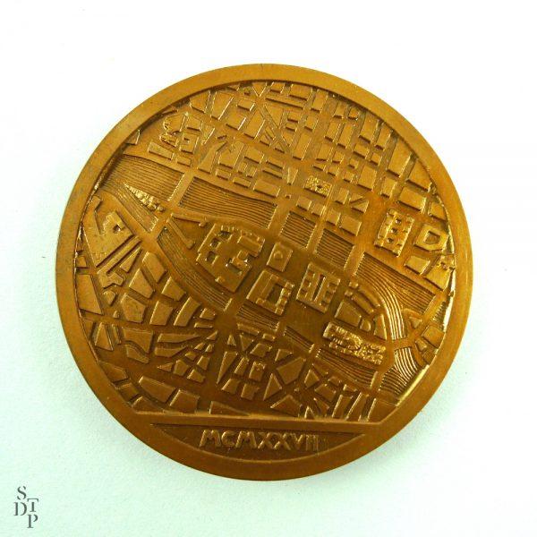 L'Ile de la Cité et Notre-Dame, P. Turin - 1927 STDP 1043 vue 3