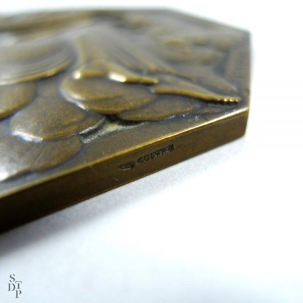 Médaille de l'Expo des Arts Décoratifs, P. Turin Paris 1925 - STDP 1092 vue 7