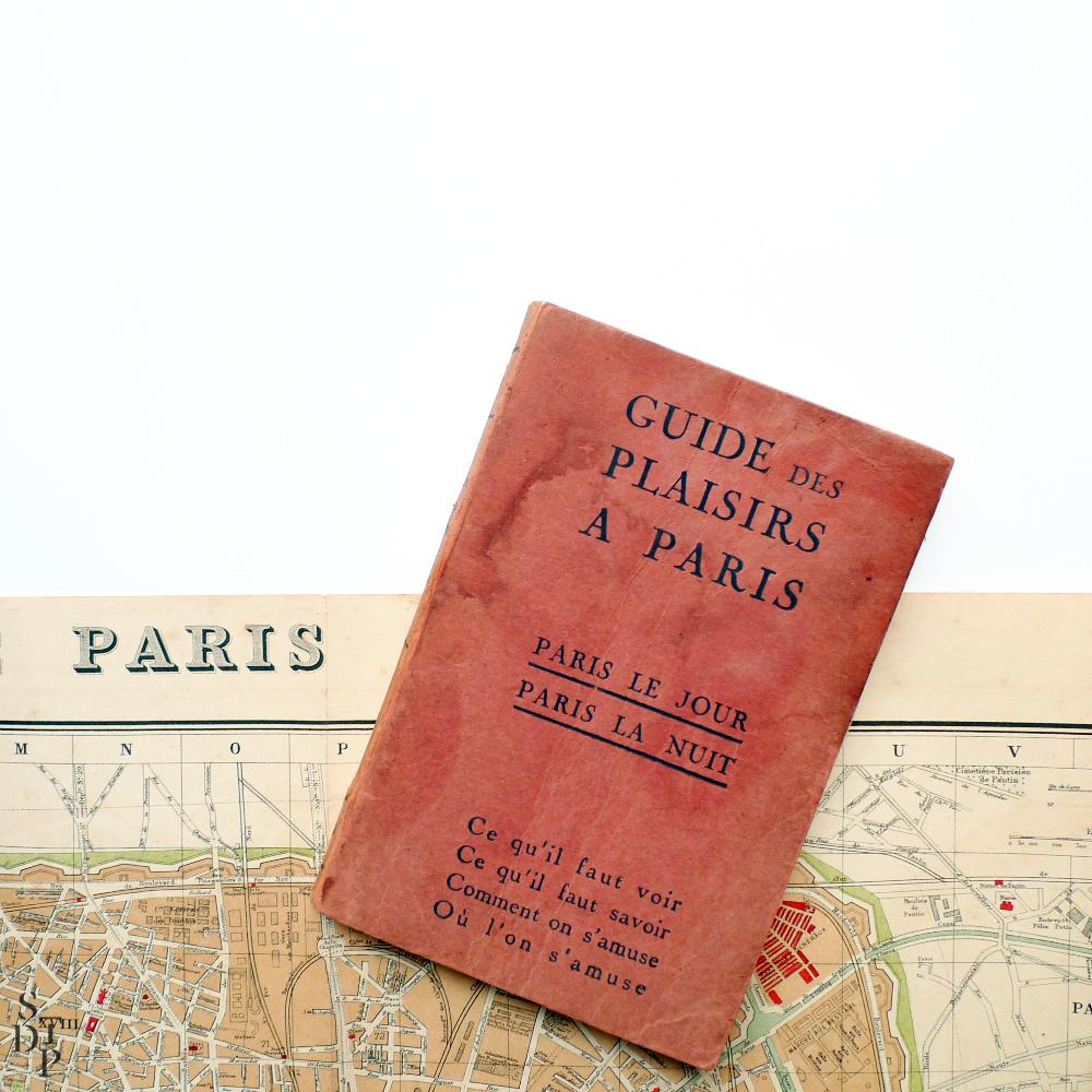 Guide des Plaisirs à Paris Tournées des Grands Ducs cover article STDP