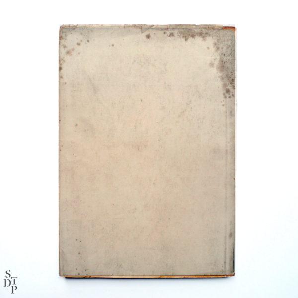 100 x Paris de Germaine Krull - 1929 Souviens Toi De Paris vue 3 Livre ancien Paris vintage