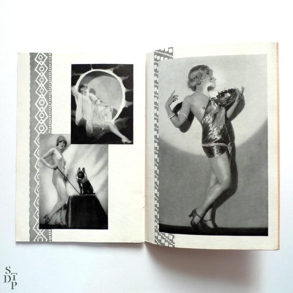 Magazine Paris Plastique numéro 3 - 1928 Souviens Toi De Paris Curiosa art deco vue 1