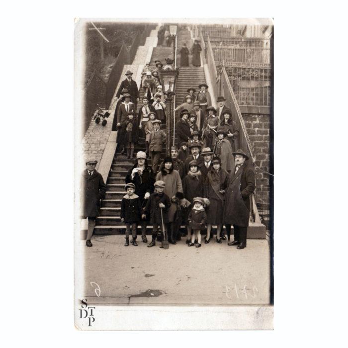 Photographie ancienne Montmartre François Gabriel roi des photographes de la butte 2 Souviens Toi De Paris vintage