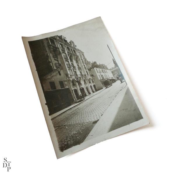 Concours de façades 199 rue de Charenton M Branger 1911 Souviens Toi De Paris vue 1 vintage Paris photo
