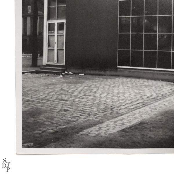 Photo Exposition des Arts Décoratifs 1925 Pavillon URSS Souviens Toi De Paris vintage print vue 2