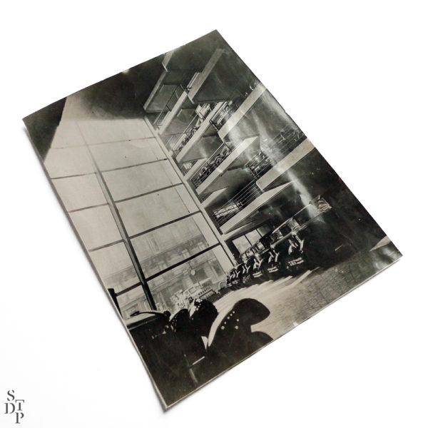 Photo Garage Marbeuf Citroen 1930 Souviens Toi De Paris vintage print vue 1