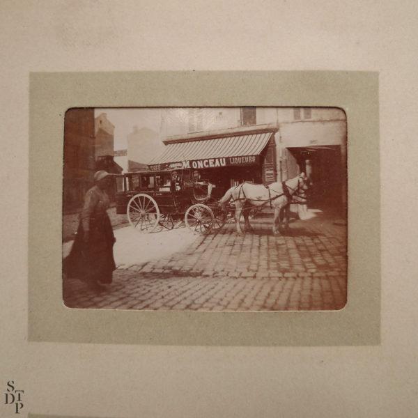 Pocket Kodak album de photos miniatures de Paris Circa 1900 Souviens Toi De Paris vue 3