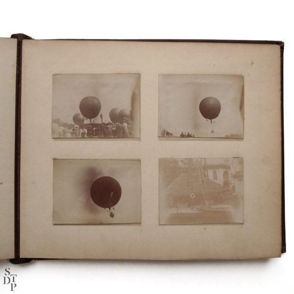 Pocket Kodak album de photos miniatures de Paris Circa 1900 Souviens Toi De Paris vue 4
